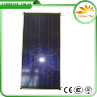 All Stainless Steel Heat Pipe Tube Solar Collectors Solar Collector For Large Project