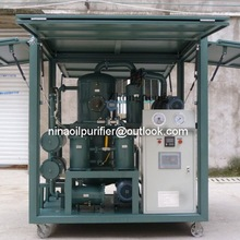 Burnt ransformer oil treatment unit,dielectric oil recovering system