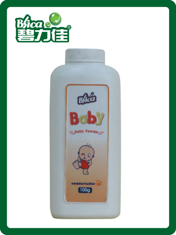 Blica various colored baby powder