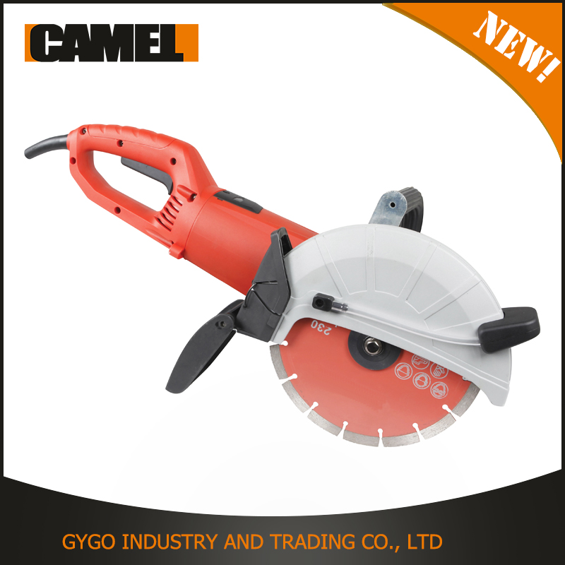 255mm electric saw concrete cutter