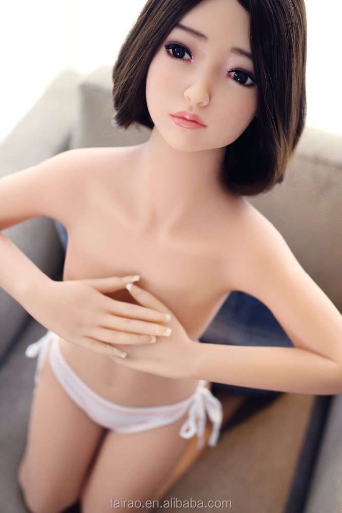 135cm flat chest sex doll with cute face latex sex dolls lifelike touching feeling sex doll lovely