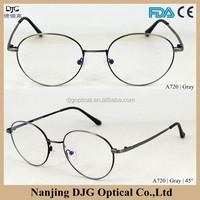 Most Popular Eyeglasses Of 2015 Vogue Exquisite Full-rim Optical Glasses Frame The Best Metal Round Reading Eyeglasses