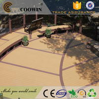 High quality and cheap price wpc decking outdoor