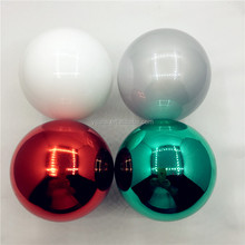 Shiny/Matte/Glitter/Pearl Xmas Ball Christmas Tree Hanging Plastic Ball