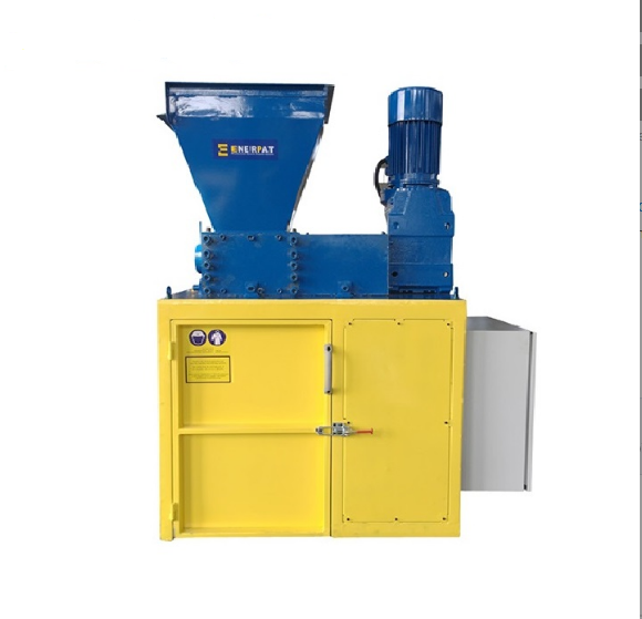 Two Shaft Shredder for Pulper Ropes / Paper Mill <strong>Waste</strong>