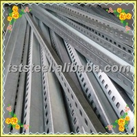 price per kg iron perforated angle bar,angle bar fence metal fence