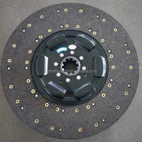 Heavy Truck Clutch Disc 430mm Driven