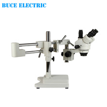 Dental Operating Microscope with Flexible Arm XTL7045T1-B10 Zoom stereo microscope