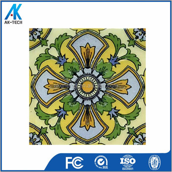 100 x 100 Colorful Cheap Floor Tile For Bathroom Manufacture