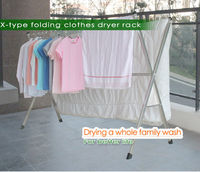 room place saving clothes rack outdoor clothes drying rack foldable