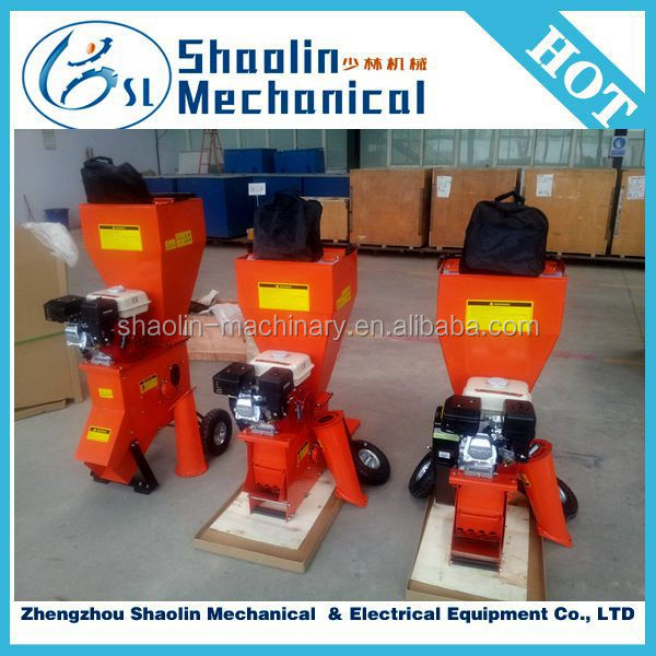Lowest price wood chipper shredder/wood chipper machine/wood log chipper with best service