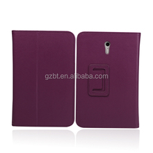 Wholesale mobile accessories camel leather pad case for hauwei mediapad M2