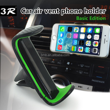 Nuovo design air vent car mount phone holder