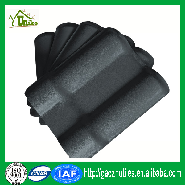 hot sell high quality resin roof tile waterproofing european style