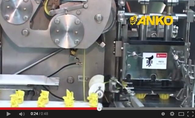 Anko High Capacity Wonton Machine