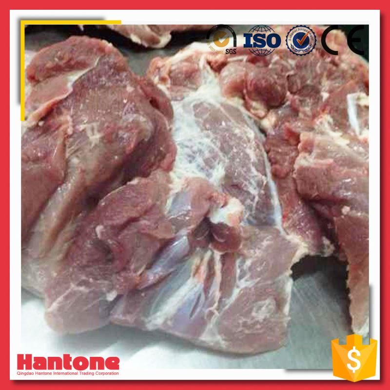 Low-Fat Frozen Pork Meat Boneless