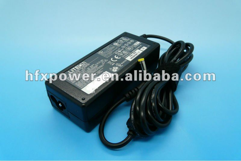 Factory price Laptop AC DC adaptor For Acer 19V 3.42A 65W 5.5mm*1.7mm