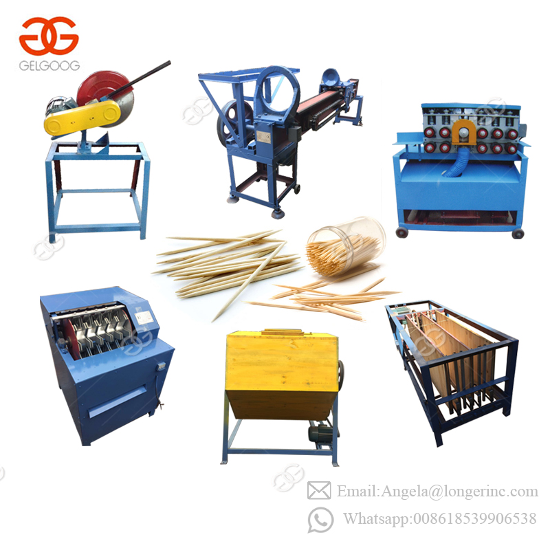 Manufacturing Automatic Round Bbq Agarbatti Incense Stick Production Line Equipment Bamboo Toothpicks Processing Machine Price