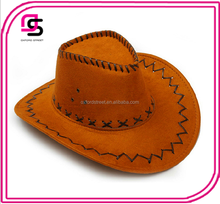 Limited time special cheap felt folding cowboy hat