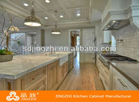 Real solid wood kitchen cabinet&wooden units