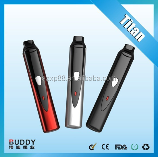 Hottest Updated Vision Bud e-cigs Titan pumps e Cigarette Wholesale china