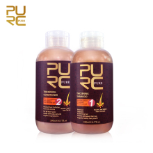 Herbal Jahe Ginseng Ekstrak Rambut Tumbuh Shampoo Anti Rambut Rontok Private Label Produk