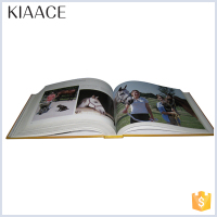 Latest printing eco friendly hardcover paper book publishing