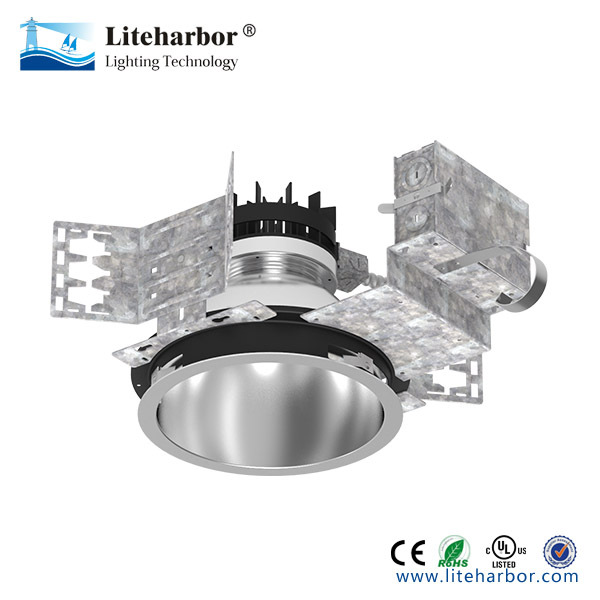 6 inch Commercial High Lumens recessed led downlights