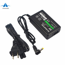 Wall Charger AC Adapter Power Supply Cord For Sony PSP 1000 2000 3000 Slim EU US Plug