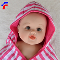 wholesale 100% soft Organic Cotton hood terry towel