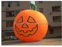 CILE 2015 hot selling inflatable pumpkin for halloween decoration