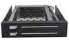2.5in single floppy drive bay SATA/SAS hdd tray caddy carrier for computer accessories rack