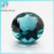 Round Brilliant Cut Pointed Beautiful Water Blue Glass Stone