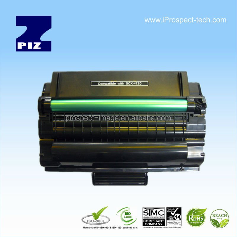 with chip&opc samsung printer Compatible toner cartridge SCX-D4720A for Samsung SCX-4720 samsung toner zhuhai manufacturer