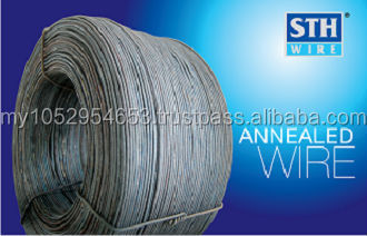 Annealed Wire, Black annealed wire, Black annealed binding wire