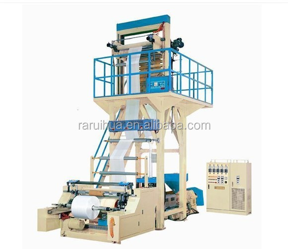pe foaming film extruder