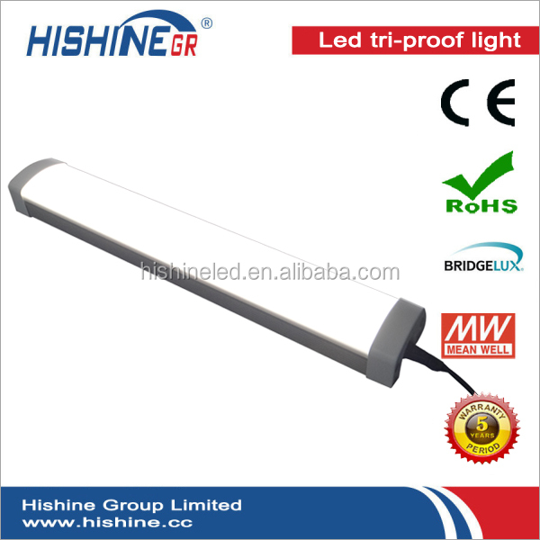 stainless steel fittings 20w Linear LED Light Fixture