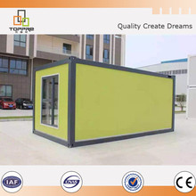 ISO,CE SGS certificated standard modern living container prefab house