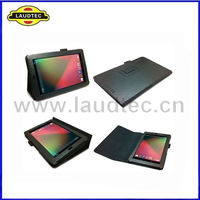 For Google Nexus 7 Tablet Wholesale Case Cover,Leather Case For Google Nexus 7,Laudtec