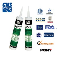 S680 Metal, Aluminum Panel and Glass Curtain Wall Silicone Sealant