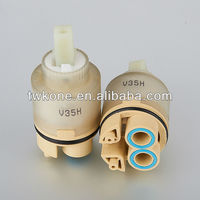 35mm ceramic faucet valve with foot