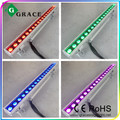 high power LED light bar wash light 18x10w RGBW 4in1 outdoor IP65 for wedding party Christmas