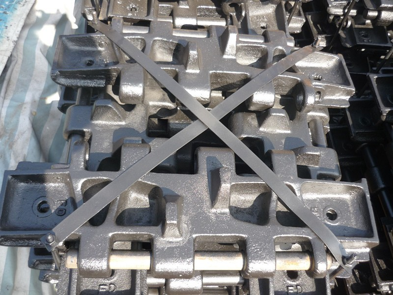 Track shoe for SANY SCC500 crawler crane undercarriage parts