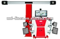 3D Wheel alignment
