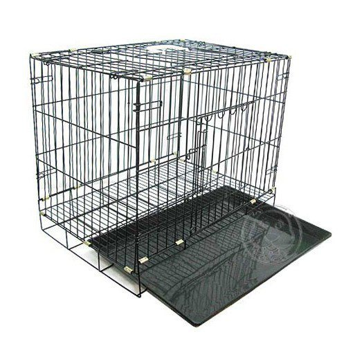 "Trade Assurance 20"", 24"", 30"", 36"", 42"", 48"" Metal Dog Cage and Crate For Sale with Divider"
