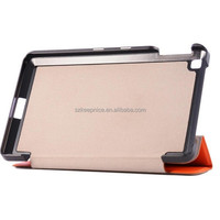 Luxury Profession Made Anti-dust Leather Tablet Protective Cover Case,Flip Folio Tablet PC Case for Amazon Kindle Fire HD 6