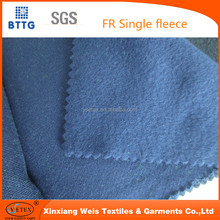 16 CFR 1610 100% cotton durable flame retardant flannel FR fleece fabric | Flame retardant fabric