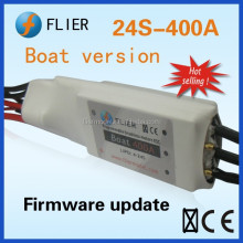 High powerful 90V 400A brushless controller Motor ESC for RC marine