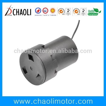 Good controllability wide voltage regulating range 3.7v motor CL-FD-R2535SH for automatic control equipment