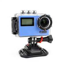 2.45 inch screen wifi control hd 4k action cam for outdoor
